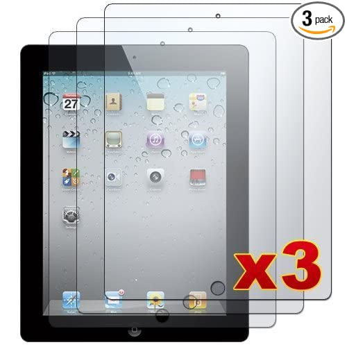 Apple iPad 2-3 Premium Clear LCD Screen Protector