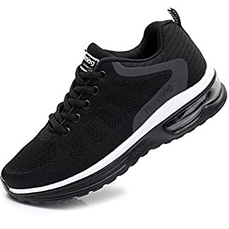 Rosone Women's Lightweight Athletic Running Shoes Breathable Sport Air Fitness Gym Jogging Sneakers US5-10