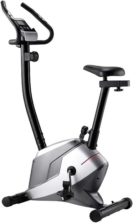 vidaXL Bicicleta Estática Magnética con Pulsómetro Cardio y ...
