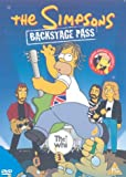 The Simpsons: Backstage Pass [DVD] [1990]