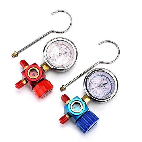 digital ac gauges r22 r134 r410a - 6