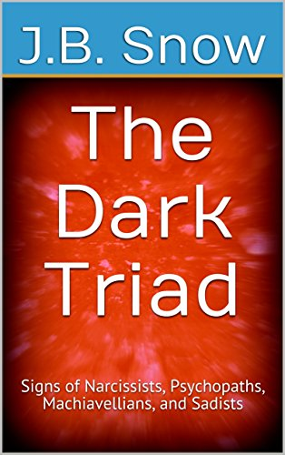 Amazon the dark triad signs of narcissists psychopaths the dark triad signs of narcissists psychopaths machiavellians and sadists transcend fandeluxe Images
