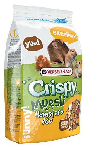Versele-laga A-17680 Crispy Muesli Hámster – 1 kg