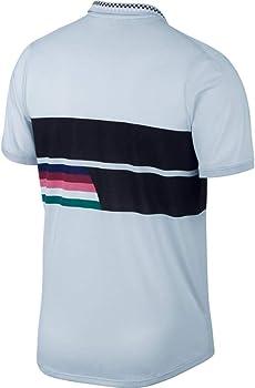 Desconocido Nike RF M Nkct ADV Clssc Camiseta Polo, Hombre, Half ...