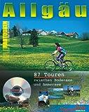 Radtouren im Allgäu. CD-ROM für Windows ab 95: 87 Touren zwischen Bodensee und Ammersee