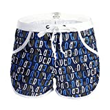 F_Gotal Men's Swimming Trunks Quick Dry Board Shorts Camouflage Swim Shorts Boxer Briefs Swimwear Bathing Suits