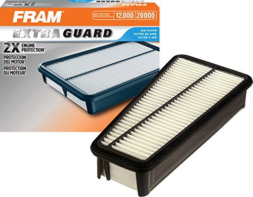 FRAM CA9683 Extra Guard Rigid Rectangular Panel Air Filter