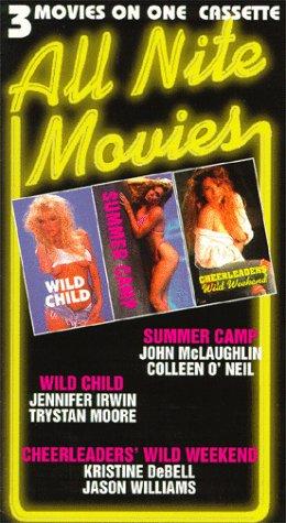Vol. 1-Wild Child/Cheerleader's Wild Weekend/Summer Camp [VHS]