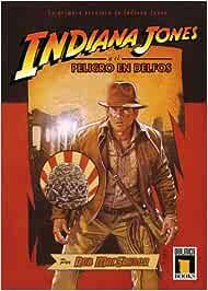 Indiana Jones y el peligro en delfos: Amazon.es: McGregor, Rob: Libros