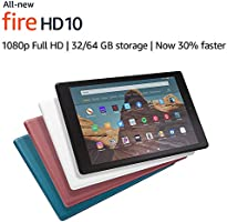 "All-New Fire HD 10 Tablet (10.1"" 1080p full HD display)"