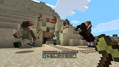 Minecraft - DLC,  Biome Settlers Skin Pack 1 - Wii U [Digital Code] by Mojang AB (Image #4)