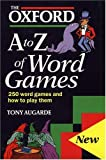 The Oxford A to Z of Word Games, Tony Augarde, 0198662319