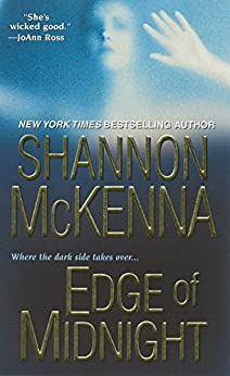 Edge Of Midnight (The Mccloud Series Book 4) by [McKenna, Shannon]