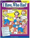 I Have, Who Has?, Trisha Callella, 1591984394