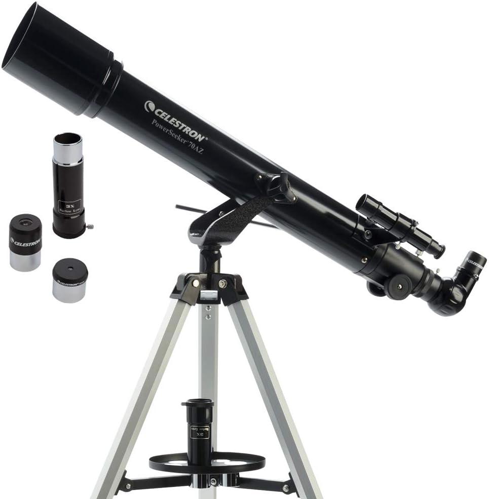 Celestron 21036 Powerseeker 70az Teleskop Kamera