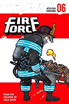 Fire Force Vol. 6 by [Ohkubo, Atsushi]