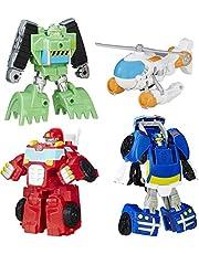 Transformers B5581 Playskool Heroes Rescue Bots Griffin Rock Rescue Team