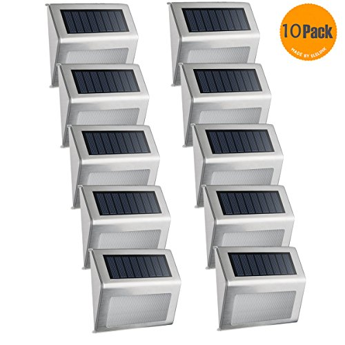 Outdoor Led Deck Lights 10 Pack - 9