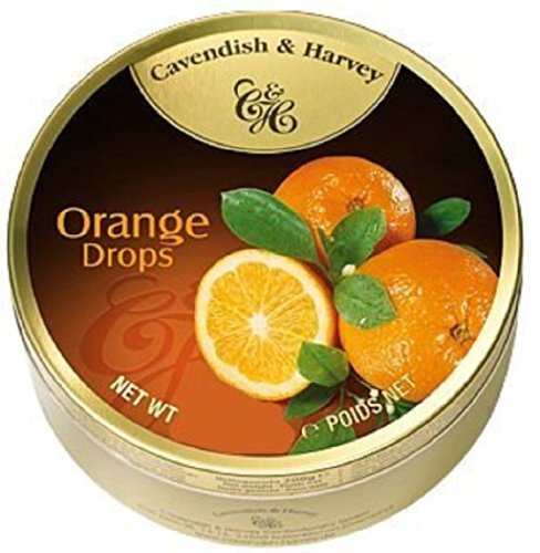 Cavendish Harvey Ounces German Orange product image