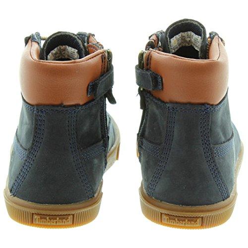 Timberland , Jungen Stiefel Blau Dunkelblau, Blau - Dunkelblau - Größe: 5 UK