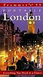 Frommer's Portable London '99, Porter, 0028628586