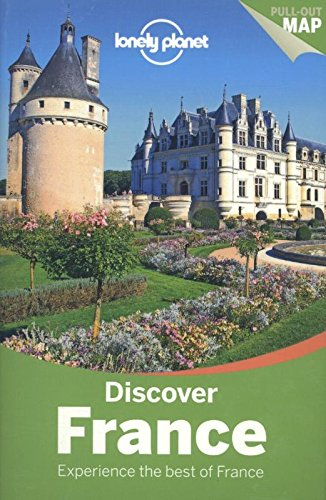 Lonely Planet Discover France Travel