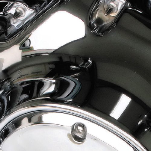 Stainless Steel Primary Cover Kit 07+ Touring Models Spike
