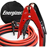 Energizer 1-Gauge 800A Jumper Battery 25 Ft Booster Jump Start ENB-125 - 25' Allows you to boost a battery from behind a vehicle!