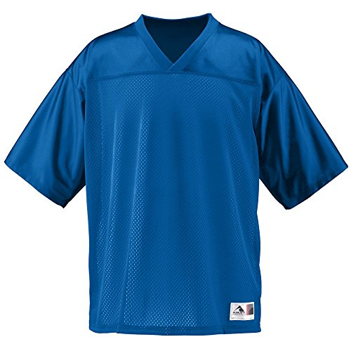 Royal Blue Jersey - Augusta Sportswear Augusta Stadium Replica Jersey, Royal, Large