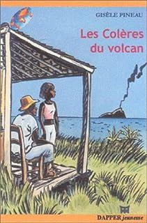 Les colères du volcan, Pineau, Gisèle