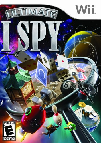 (Ultimate I Spy - Nintendo Wii)