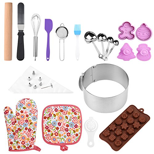 38pcs-baking-and-pastry-tools-professional-cake-ring-6-to-12-inch-mold-cake-pops-kit-cake-decorating