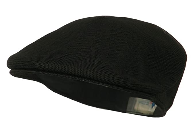 Mens Knitted Polyester Ivy Ascot Newsboy Hat Cap Black at Amazon ... b838104d526