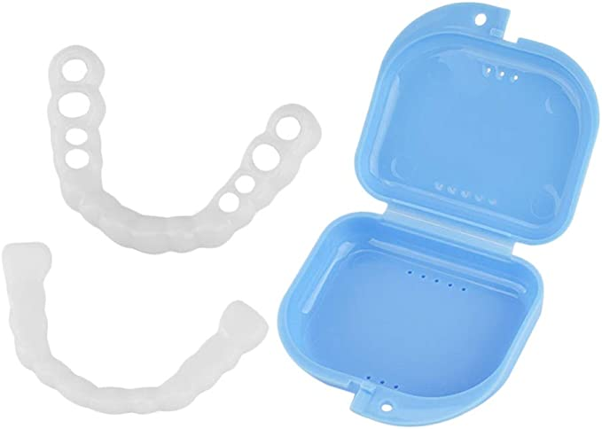 dailymall - Caja de plástico para ortodoncia de pino: Amazon.es: Belleza