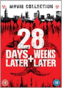 28 Days Later + 28 Weeks Later [DVD] [2002]