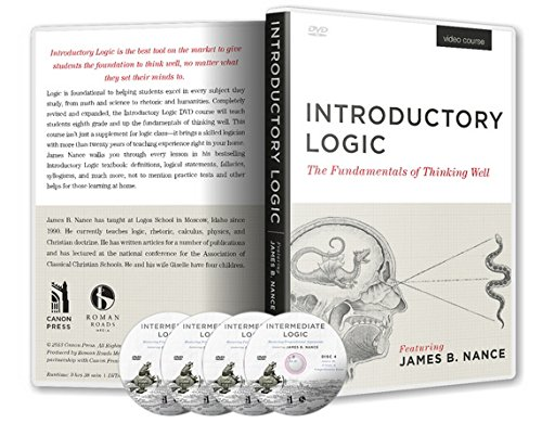 Introductory Logic DVD - The Fundamentals of Thinking Well