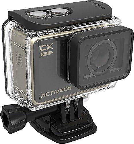 Powery Bater/ía para C/ámara de Acci/ón Activeon CX