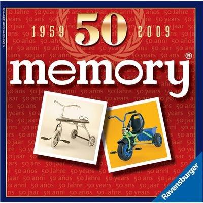 Ravensburger 21959 - Zeitreise memory, 1959 - 2009
