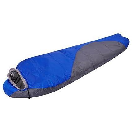 JJY Hollow Algodón Al Aire Libre Saco De Dormir Doble Capa Engrosamiento Adulto Saco De Dormir