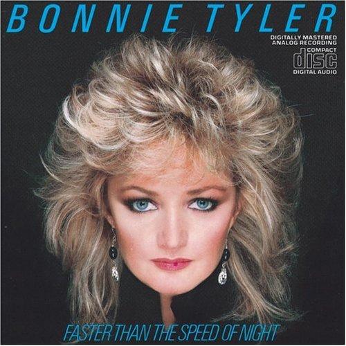 Bonnie Tyler Album Covers
