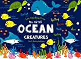 img - for All About Ocean Creatures: Fun-Schooling - Math, Reading, Art, Science & Spelling Games (Homeschooling with Thinking Tree Books) (Volume 1) book / textbook / text book