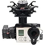 Cheerwing® Tarot TL3D01 T4-3D 3-Axis Brushless Gimbal Camera Mount FPV For Gopro Hero 3 4 - RC Multirotor Quadcopter