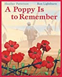 img - for A Poppy is to Remember book / textbook / text book