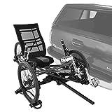 Hollywood Recumbent Trike Adapter Car Rack for