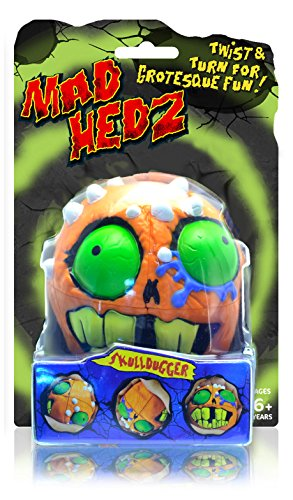 Intex Syndicate LTD MAD HEDZ - Skulldugger Toy by Intex Syndicate LTD