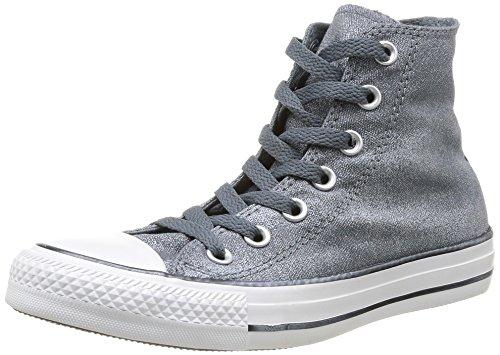 Baskets Taylor Femme Gris Gris femme 12 Converse mode Sparkle Wash Chuck Star All Hi x5nxHqg8Aw
