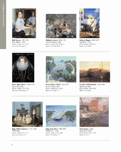 Oil Paintings-W.Yorkshire in Public Ownership: Published by the Public Catalogue Foundation by Brand: Public Catalogue Foundation