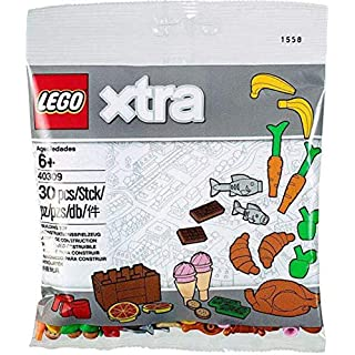 LEGO Food Accessories polybag (xtra) 40309