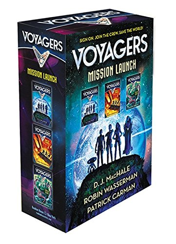 nch boxed set (books 1-3) (Voyager Set)