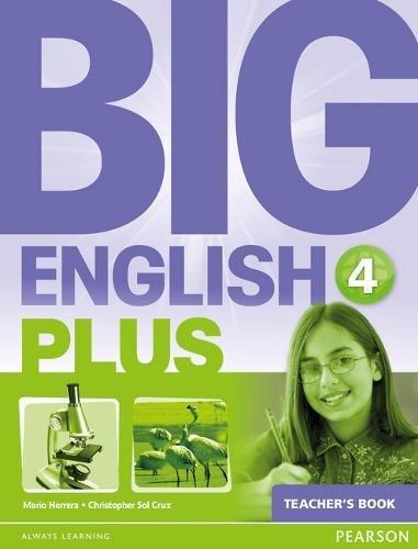 Big English Plus American Edition 4 Teacher's Book pdf epub